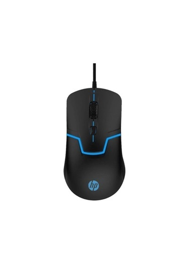 HP Hp M100 Kablolu Gaming Usb Mouse Siyah Renkli